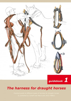 The harness for draught horses  - Guidebook 1